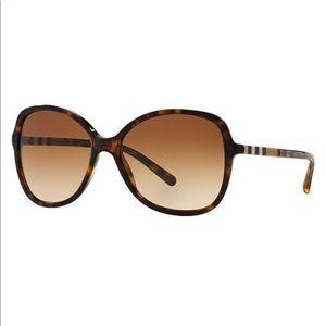 New in box Burberry sunglasses